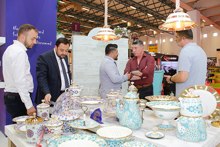 Record Visitor Number Are Expected At Ideal Homex This March!